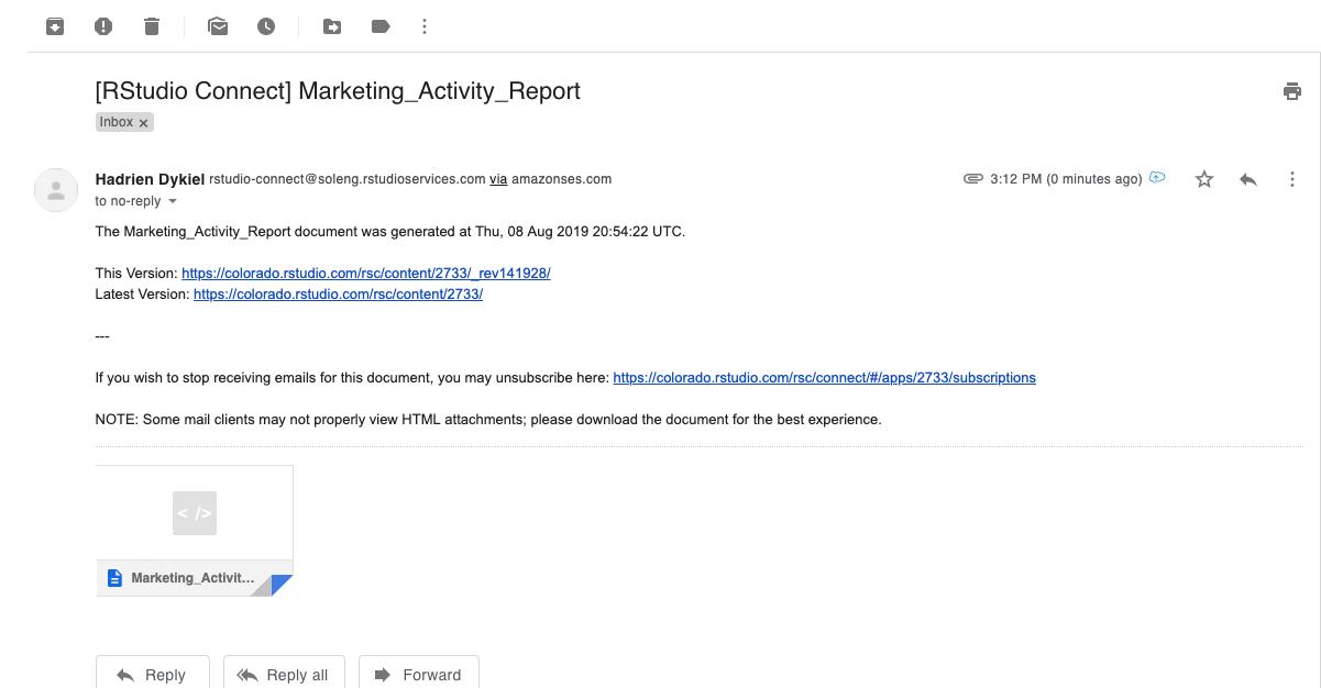 How to Send Custom E-mails with R