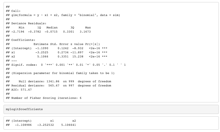 In-Database Logisitc Regression with R